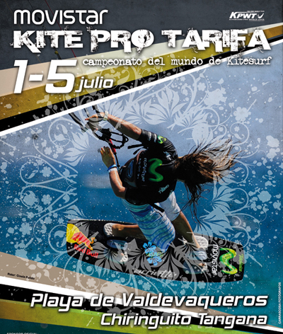 KWPT KITEBOARD WORLD PRO TOUR TARIFA 2009